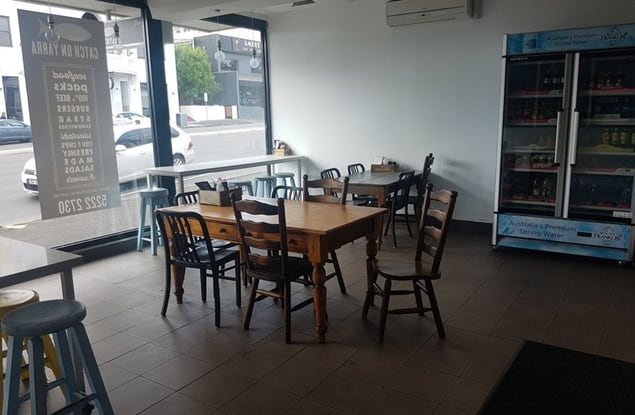 Food, Beverage & Hospitality business for sale in Geelong - Image 1