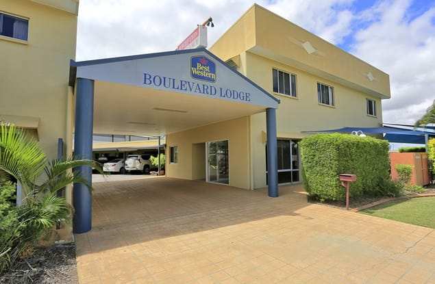 Motel business for sale in Bundaberg Central - Image 1