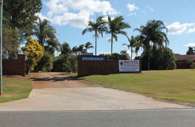 Motel business for sale in Childers - Image 1