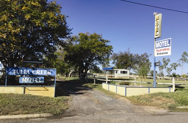 Accommodation & Tourism business for sale in Julia Creek - Image 1