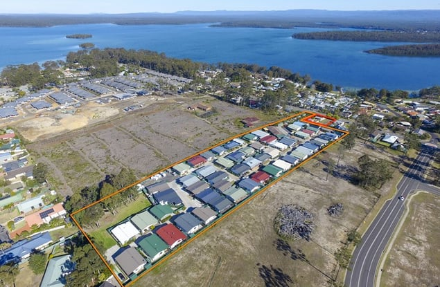 Caravan Park business for sale in St Georges Basin - Image 1