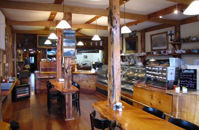 Food, Beverage & Hospitality business for sale in Geeveston - Image 1