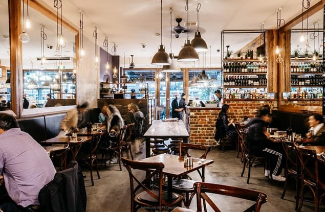 Cafe & Coffee Shop business for sale in Parramatta NSW - Image 1