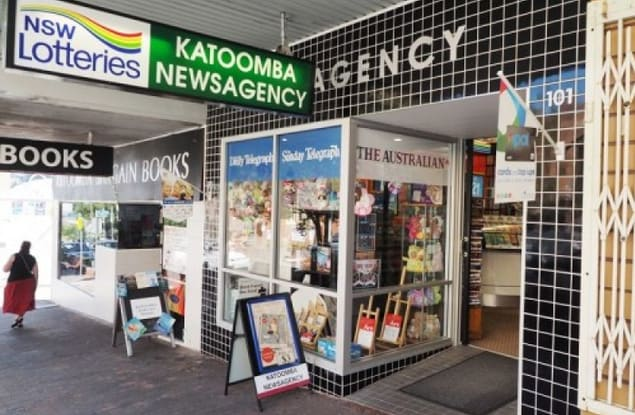 Retail business for sale in Katoomba - Image 1