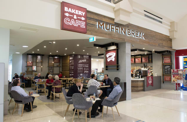 Muffin Break Campbelltown franchise for sale - Image 1