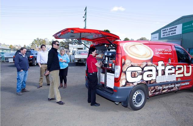 Cafe2U Port Adelaide franchise for sale - Image 2