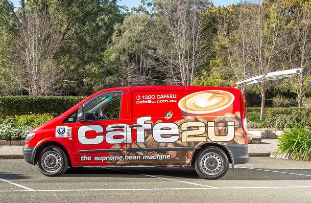 Cafe2U MacKay franchise for sale - Image 1