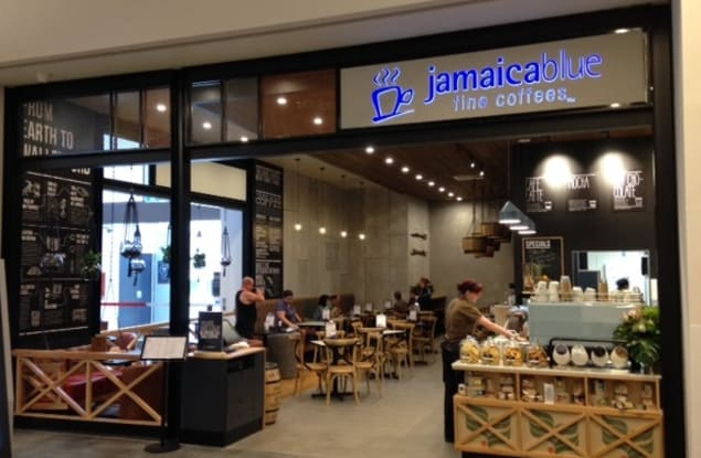 Jamaica Blue Wollongong franchise for sale - Image 1