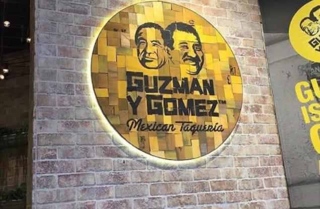 Guzman y Gomez Perth franchise for sale - Image 1