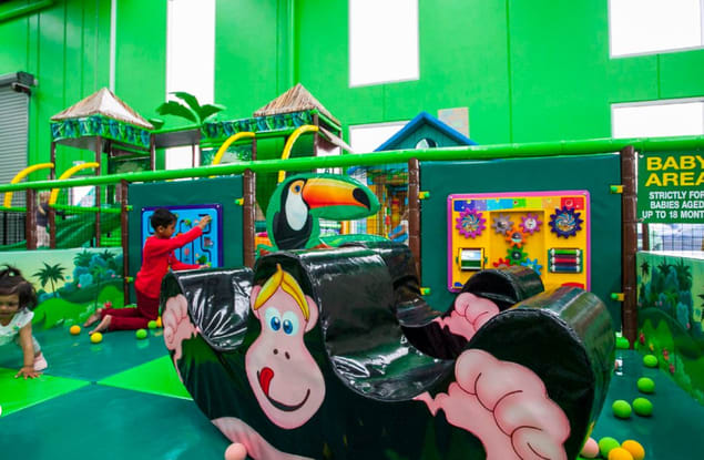Croc's Playcentre Townsville City franchise for sale - Image 3