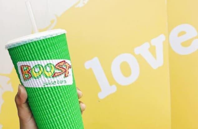 Boost Juice Geraldton franchise for sale - Image 1