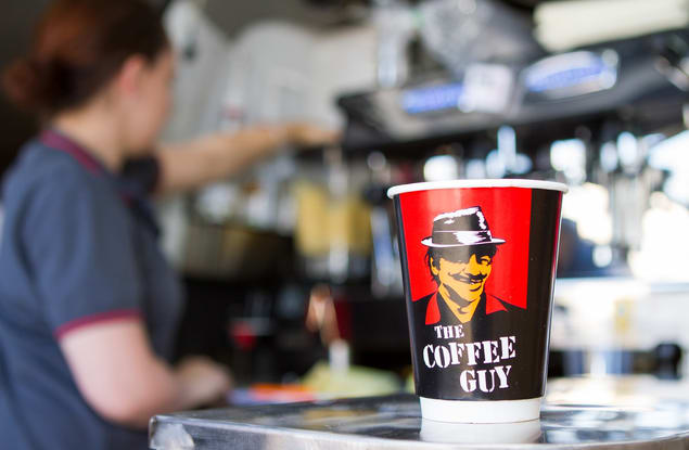 The Coffee Guy Arndell Park franchise for sale - Image 1