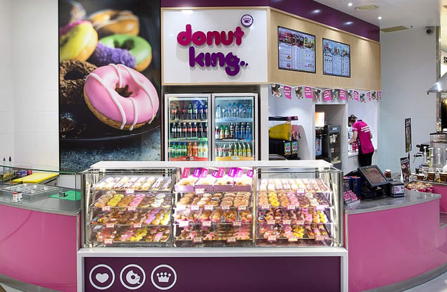 Donut King Coomera franchise for sale - Image 1