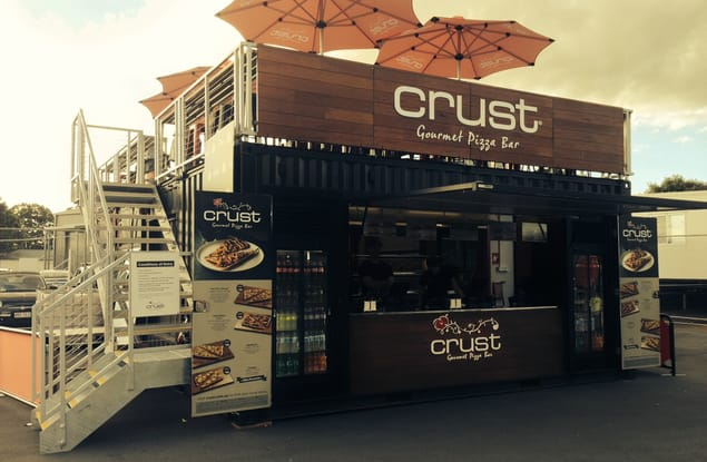 Crust Gourmet Pizza Carindale franchise for sale - Image 1