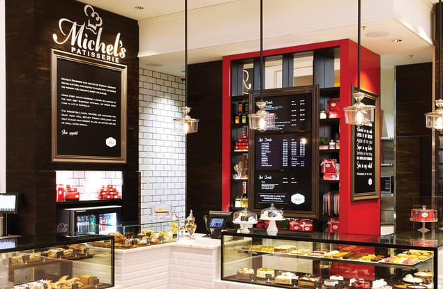 Michel's Patisserie Chiswick franchise for sale - Image 1