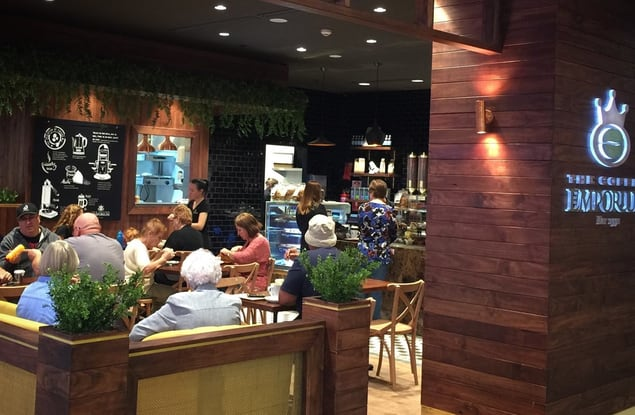 The Coffee Emporium Thuringowa Central franchise for sale - Image 1