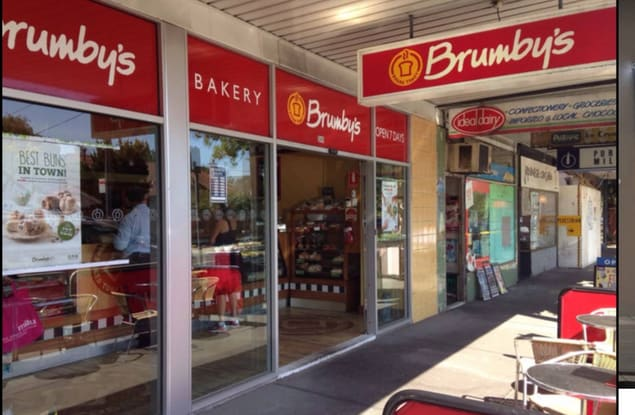 Brumby's Bakeries Caulfield South franchise for sale - Image 1