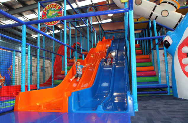 Croc's Playcentre Logan franchise for sale - Image 1