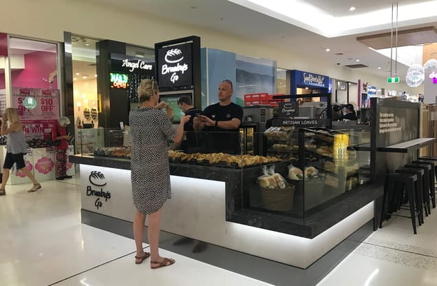 Brumby's Bakeries Burleigh Heads franchise for sale - Image 1