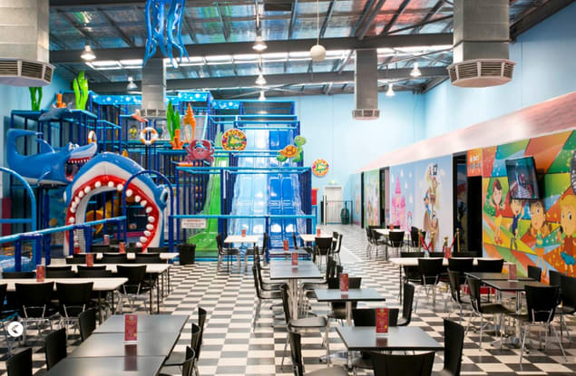 Croc's Playcentre Geelong franchise for sale - Image 3