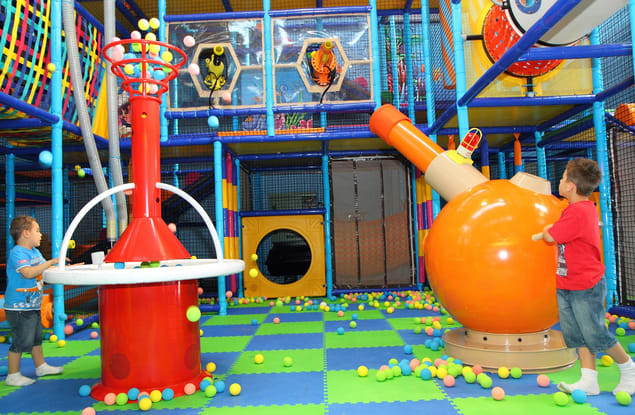 Croc's Playcentre Tuggerah franchise for sale - Image 3