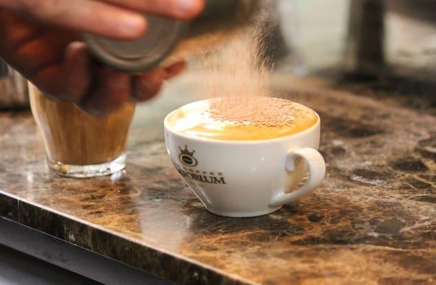 The Coffee Emporium Brisbane City franchise for sale - Image 1