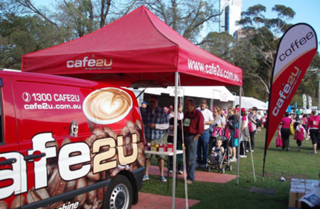 Cafe2U Rockdale franchise for sale - Image 2