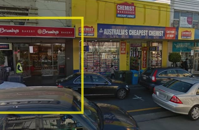 Brumby's Bakeries Malvern franchise for sale - Image 1