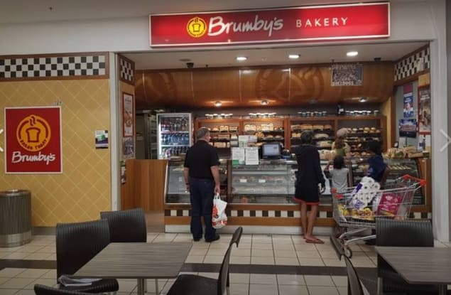 Brumby's Bakeries Marrara franchise for sale - Image 1