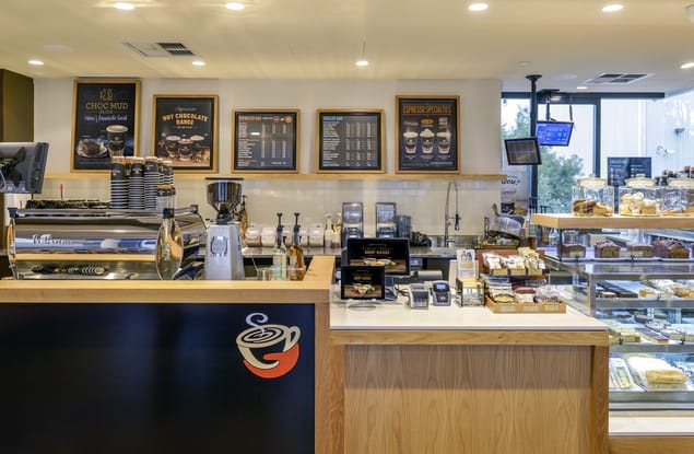 Gloria Jean's Coffees Cloverdale franchise for sale - Image 1