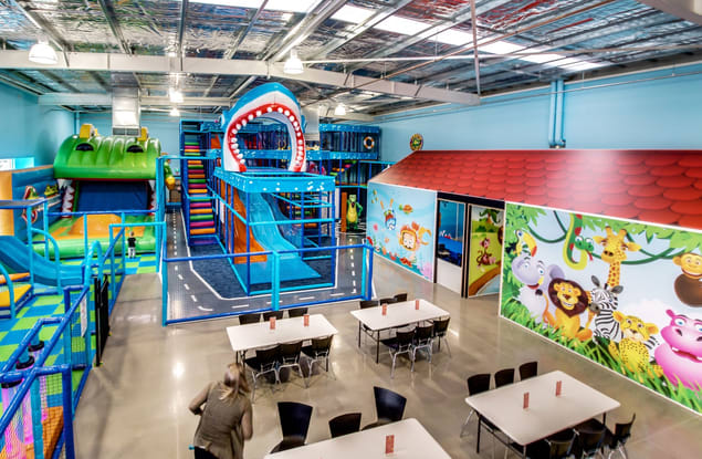 Croc's Playcentre Morayfield franchise for sale - Image 2