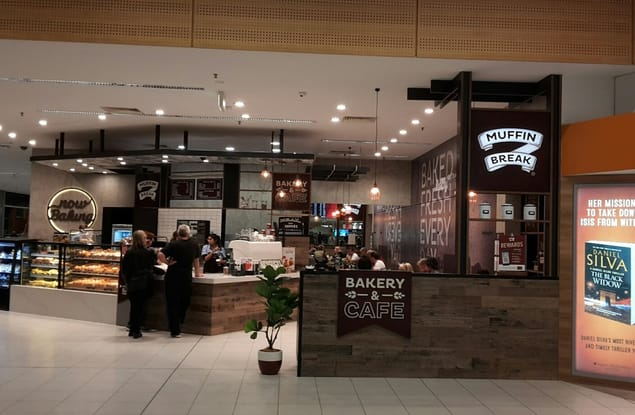 Muffin Break Perth Airport franchise for sale - Image 3