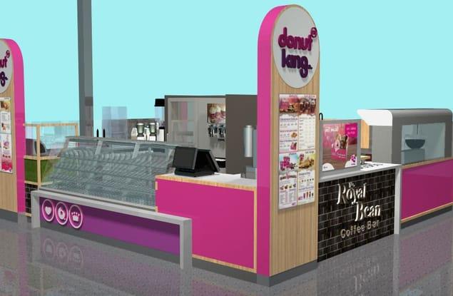 Donut King Upper Mount Gravatt franchise for sale - Image 1