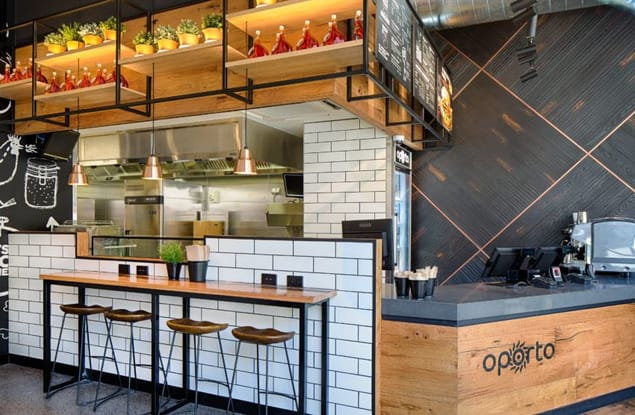 Oporto Melbourne franchise for sale - Image 3