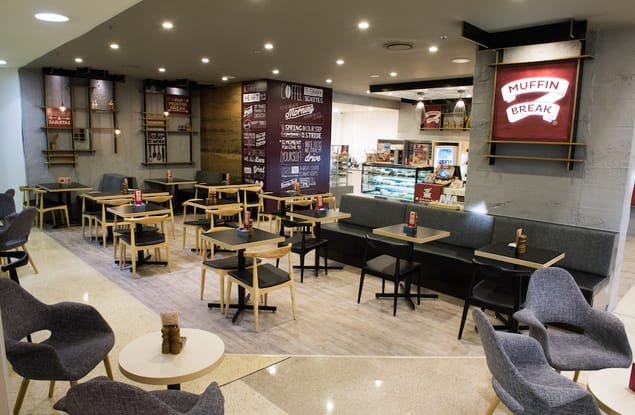 Muffin Break Queanbeyan franchise for sale - Image 1