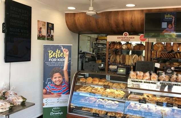 Brumby's Bakeries Red Hill franchise for sale - Image 3