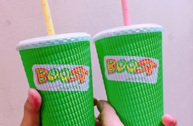 Boost Juice Grafton franchise for sale - Image 1