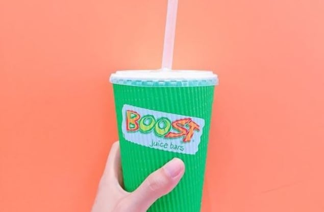 Boost Juice Grafton franchise for sale - Image 2