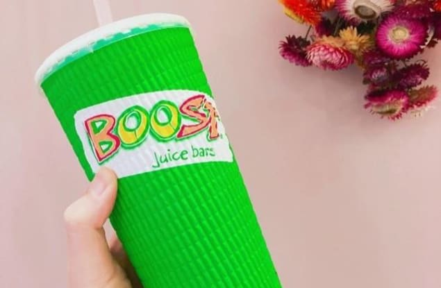 Boost Juice Grafton franchise for sale - Image 3