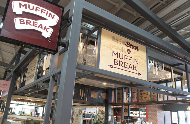 Muffin Break Woden franchise for sale - Image 1
