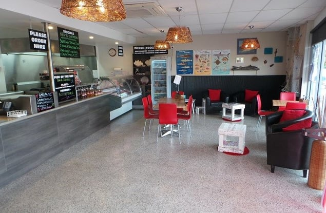 Takeaway Food business for sale in Shearwater - Image 1