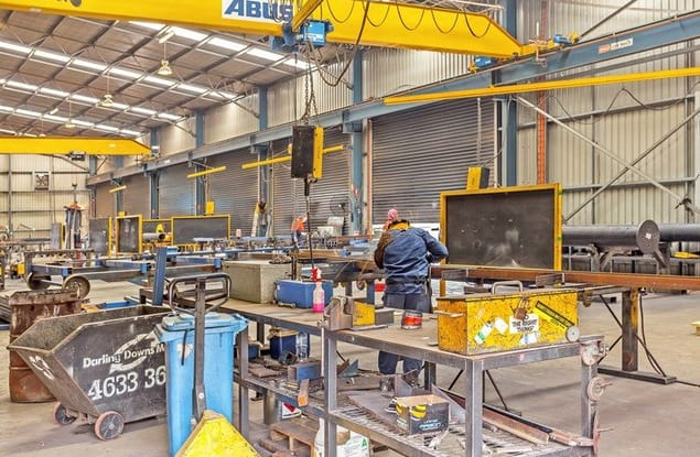 Manufacturing / Engineering business for sale in Toowoomba West - Image 1