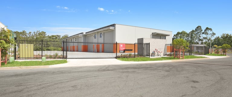 Factory, Warehouse & Industrial commercial property for lease at 6/3A Edney Lane Wollongong NSW 2500