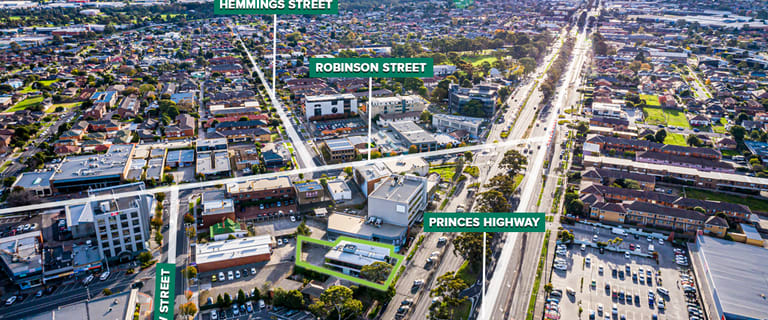 Medical / Consulting commercial property for sale at 3&4/29 Princes Highway Dandenong VIC 3175