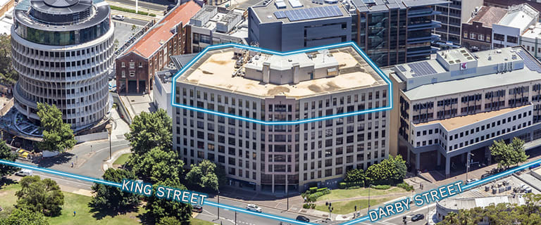 Offices commercial property for lease at Levels 7 & 8, 266 King Street Newcastle NSW 2300