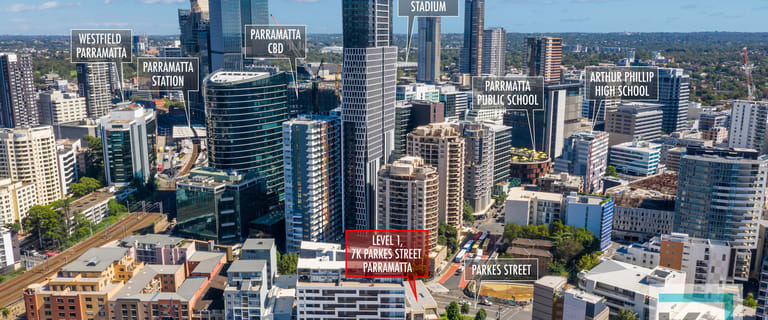 Medical / Consulting commercial property for lease at 7K Parkes Street Parramatta NSW 2150