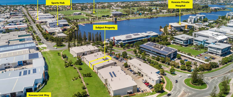 Factory, Warehouse & Industrial commercial property for lease at 6/1 Metier Linkway Birtinya QLD 4575