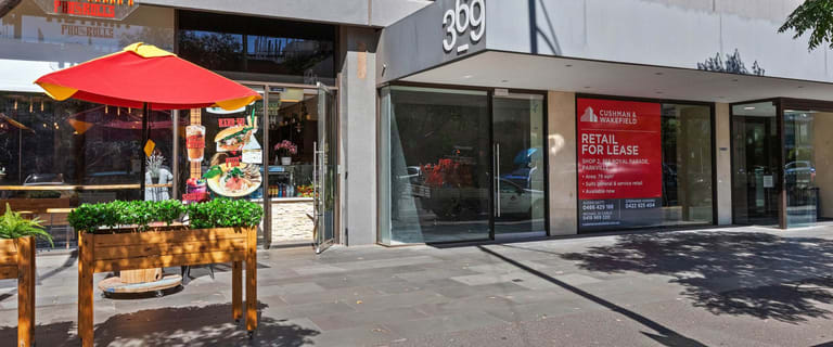 Shop & Retail commercial property for lease at 369 Royal Parade Parkville VIC 3052