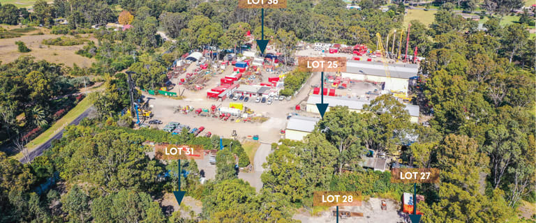 Development / Land commercial property for lease at 172 Commercial Road Vineyard NSW 2765