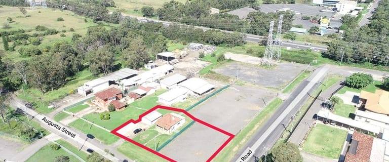 Factory, Warehouse & Industrial commercial property for lease at Part Yard 426 Flushcombe Road Blacktown NSW 2148
